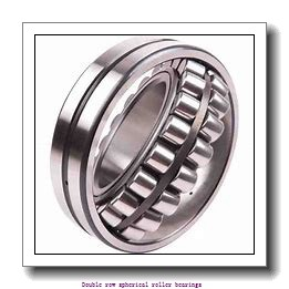 SNR 24126EAW33ZZ Double row spherical roller bearings
