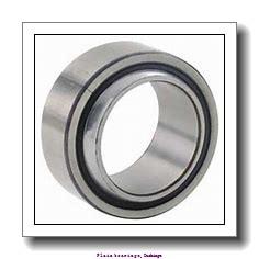60 mm x 75 mm x 35 mm  skf PBMF 607535 M1G1 Plain bearings,Bushings