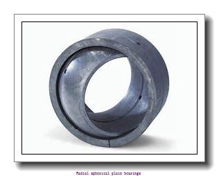 70 mm x 120 mm x 70 mm  skf GEH 70 ES-2LS Radial spherical plain bearings