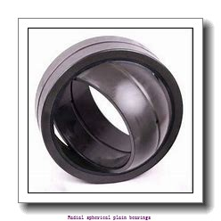 45 mm x 68 mm x 40 mm  skf GEM 45 ES-2LS Radial spherical plain bearings