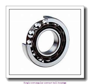 20 mm x 47 mm x 14 mm  skf 7204 ACCBM Single row angular contact ball bearings