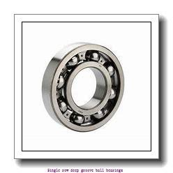 15 mm x 32 mm x 9 mm  NTN 6002ZZ/L623 Single row deep groove ball bearings
