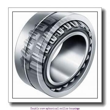 130 mm x 210 mm x 80 mm  SNR 24126.EAW33 Double row spherical roller bearings