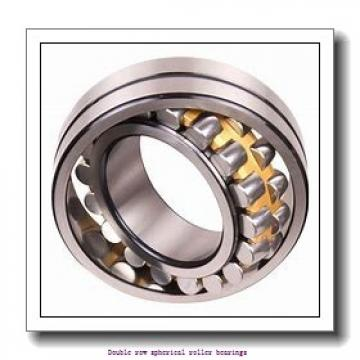 240 mm x 440 mm x 160 mm  SNR 23248EMKW33 Double row spherical roller bearings