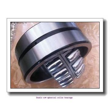 260 mm x 480 mm x 174 mm  SNR 23252EMW33 Double row spherical roller bearings