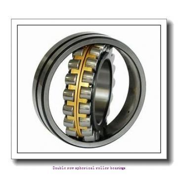 110 mm x 200 mm x 69.8 mm  SNR 23222.EAKW33 Double row spherical roller bearings
