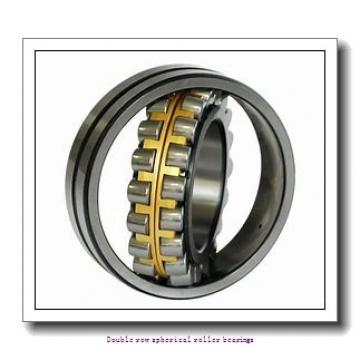 240 mm x 440 mm x 160 mm  SNR 23248EMW33 Double row spherical roller bearings