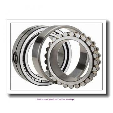 220 mm x 400 mm x 144 mm  SNR 23244.EMW33C4 Double row spherical roller bearings