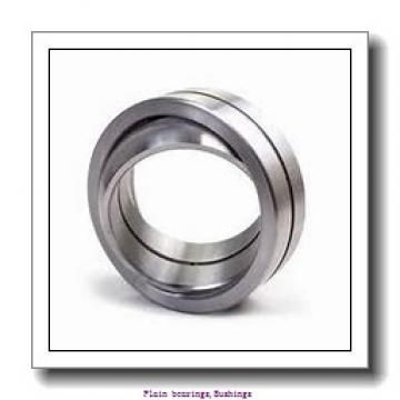 50,8 mm x 55,563 mm x 38,1 mm  skf PCZ 3224 M Plain bearings,Bushings
