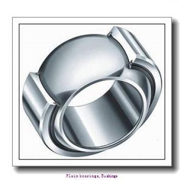 25 mm x 30 mm x 30 mm  skf PSM 253030 A51 Plain bearings,Bushings