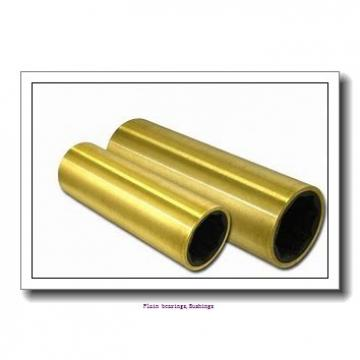 15,875 mm x 18,256 mm x 15,875 mm  skf PCZ 1010 M Plain bearings,Bushings