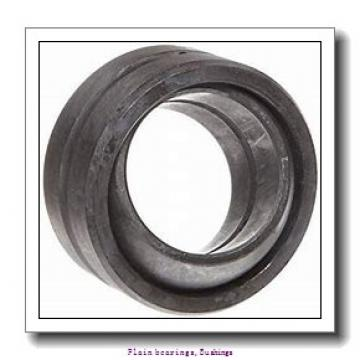 80 mm x 85 mm x 40 mm  skf PRM 808540 Plain bearings,Bushings