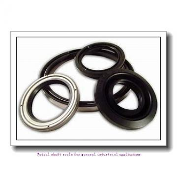 skf 18X30X7 CRW1 V Radial shaft seals for general industrial applications