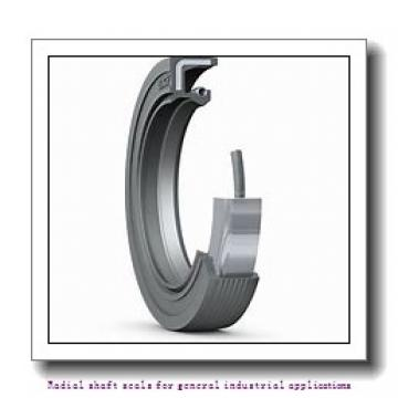skf 48X68X10 HMS5 RG Radial shaft seals for general industrial applications