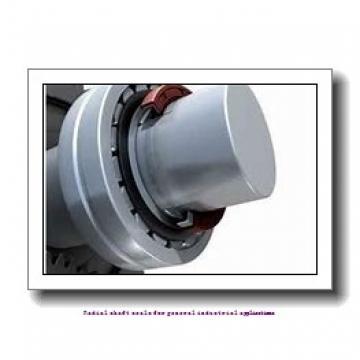 skf 40X52X6 HMSA10 RG Radial shaft seals for general industrial applications
