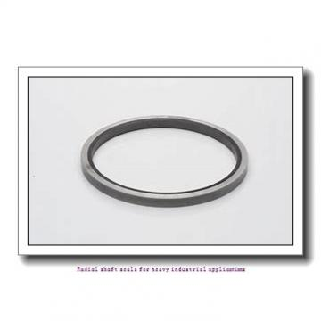 skf 1900260 Radial shaft seals for heavy industrial applications