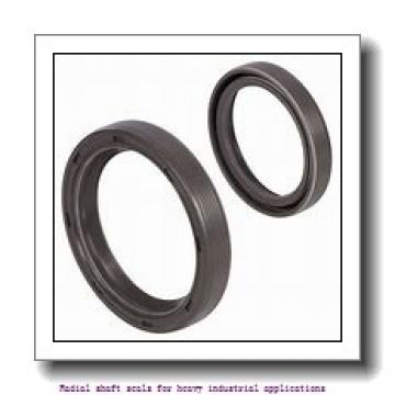 skf 1600250 Radial shaft seals for heavy industrial applications