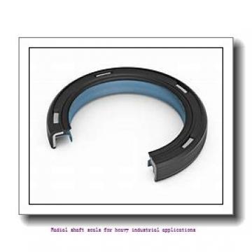 skf 1563560 Radial shaft seals for heavy industrial applications