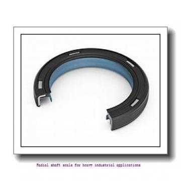 skf 1600018 Radial shaft seals for heavy industrial applications