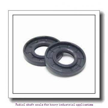 skf 500x550x18 HDS2 D Radial shaft seals for heavy industrial applications