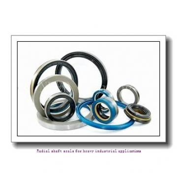skf 1550162 Radial shaft seals for heavy industrial applications