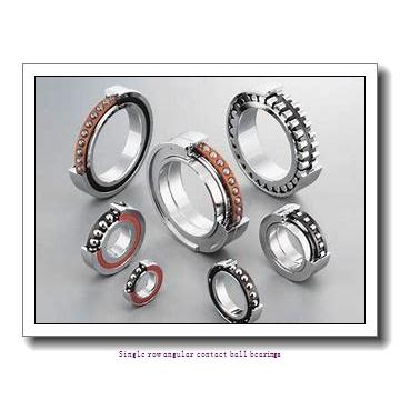 100 mm x 180 mm x 34 mm  skf 7220 BEGAM Single row angular contact ball bearings
