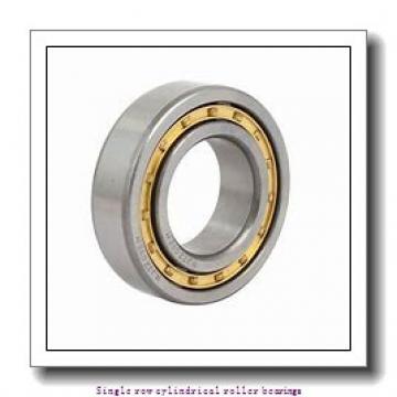 105 mm x 190 mm x 36 mm  SNR NJ221.EG15 Single row cylindrical roller bearings