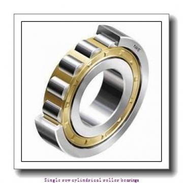 100 mm x 180 mm x 46 mm  NTN NJ2220 Single row cylindrical roller bearings