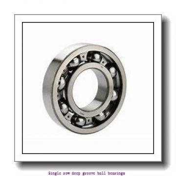 15 mm x 32 mm x 9 mm  NTN 6002LLU/2AS Single row deep groove ball bearings