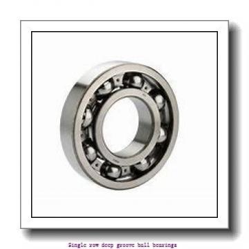 25 mm x 47 mm x 12 mm  SNR 6005.C3 Single row deep groove ball bearings