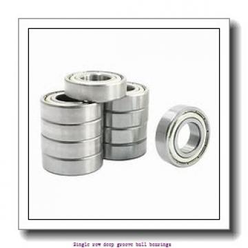 20 mm x 42 mm x 12 mm  NTN 6004LLUAC3/L135 Single row deep groove ball bearings