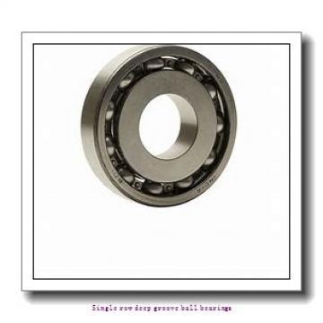 20 mm x 42 mm x 12 mm  NTN 6004LLB/2AS Single row deep groove ball bearings