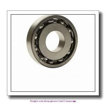 20 mm x 42 mm x 12 mm  NTN 6004LLUA/5C Single row deep groove ball bearings