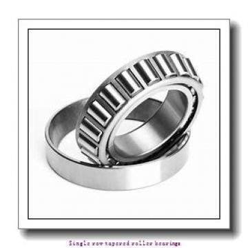 31.75 mm x 69,85 mm x 25,357 mm  NTN 4T-2580/2523S Single row tapered roller bearings
