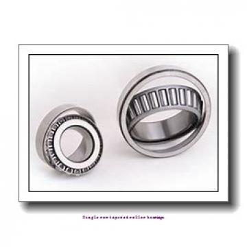36,487 mm x 76,2 mm x 25,654 mm  NTN 4T-2780/2720 Single row tapered roller bearings