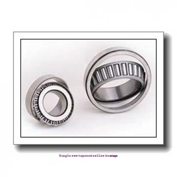 NTN 4T-25880 Single row tapered roller bearings