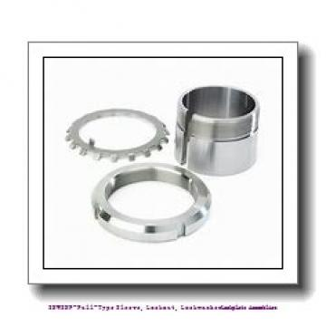 timken SNP-3160 x 10 15/16 SNW/SNP-Pull-Type Sleeve, Locknut, Lockwasher/Lockplate Assemblies