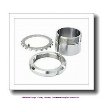timken SNP-3160 x 11 SNW/SNP-Pull-Type Sleeve, Locknut, Lockwasher/Lockplate Assemblies