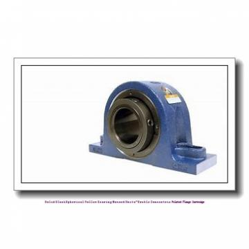 timken QAACW18A085S Solid Block/Spherical Roller Bearing Housed Units-Double Concentric Piloted Flange Cartridge