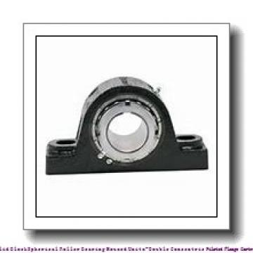 timken QAACW22A407S Solid Block/Spherical Roller Bearing Housed Units-Double Concentric Piloted Flange Cartridge