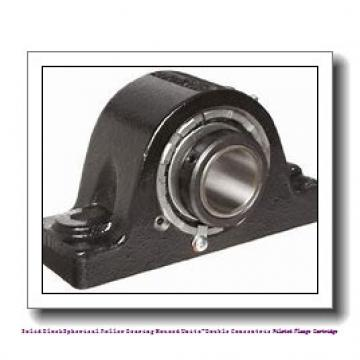 timken QAACW18A307S Solid Block/Spherical Roller Bearing Housed Units-Double Concentric Piloted Flange Cartridge