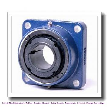 timken QAAC13A208S Solid Block/Spherical Roller Bearing Housed Units-Double Concentric Piloted Flange Cartridge