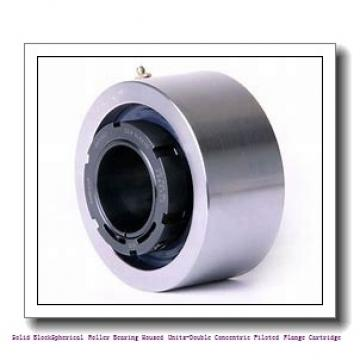 timken QAACW20A100S Solid Block/Spherical Roller Bearing Housed Units-Double Concentric Piloted Flange Cartridge