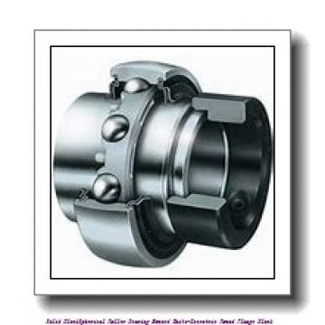 timken QMFY10J115S Solid Block/Spherical Roller Bearing Housed Units-Eccentric Round Flange Block