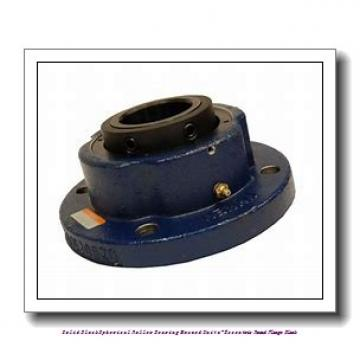 timken QMFY22J110S Solid Block/Spherical Roller Bearing Housed Units-Eccentric Round Flange Block