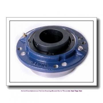 timken QMFX22J115S Solid Block/Spherical Roller Bearing Housed Units-Eccentric Round Flange Block