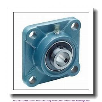 timken QMFY26J125S Solid Block/Spherical Roller Bearing Housed Units-Eccentric Round Flange Block