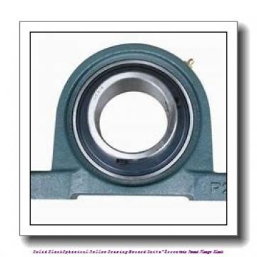 timken QMFX22J110S Solid Block/Spherical Roller Bearing Housed Units-Eccentric Round Flange Block