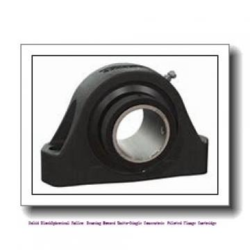 timken QACW20A400S Solid Block/Spherical Roller Bearing Housed Units-Single Concentric Piloted Flange Cartridge