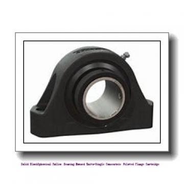 timken QVFY11V115S Solid Block/Spherical Roller Bearing Housed Units-Single V-Lock Round Flange Block